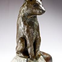 Le loup, le renard et le corbeau (détail 2)